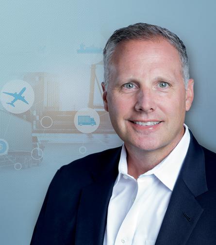 Jason Steinke, Executive VP, RIM logistics, ltd.