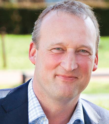 Eric van Dijk, CEO, Slimstock