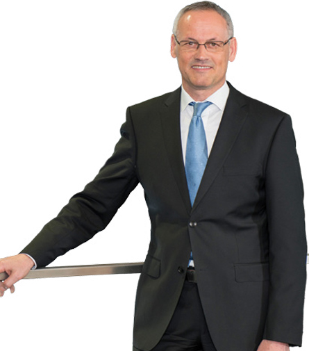 Oswald Werle, CEO, inet-logistics