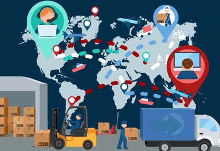 Leveraging New Technologies to Shape the Digital Supply Chain