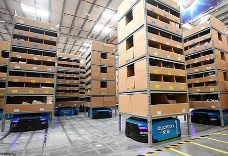 Making Smart Robotics a Part of Warehouses and Distribution Centers