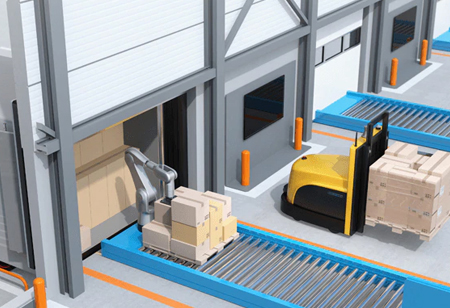 Is Automation the Key to Optimize Materials Handling in Logistics?