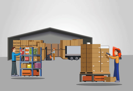 Simple Yet powerful Means to Warehouse Inventory Management