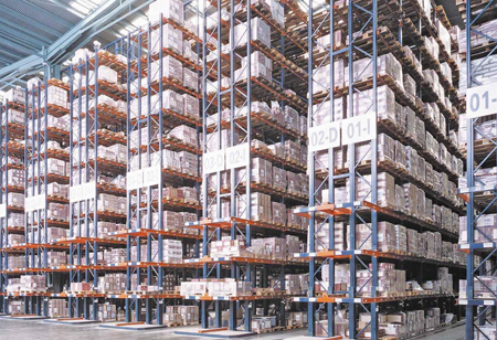 Know About the Different Types of Warehouses Here