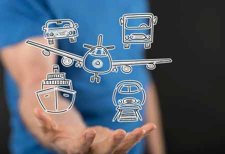 Three Advantages of the IoT in Logistics and Transportation Sector
