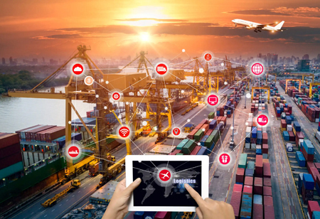 How Can 5G Reshape the Transport and Logistics Industry?