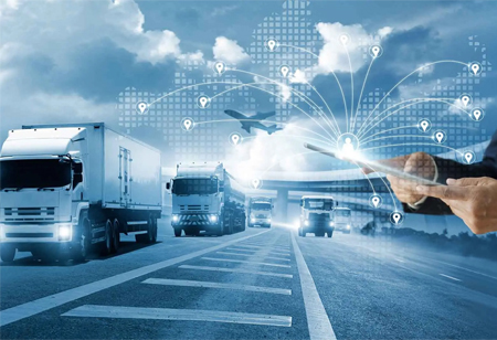 Use of Connected Applications in the Freight Industry
