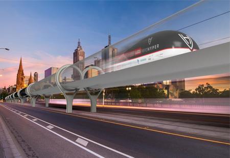 Three Futuristic Modes of Transportation