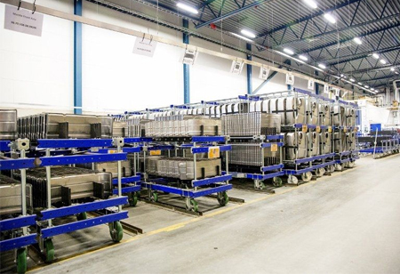 Top 3 Ways Automated Material Handling Systems is Transforming the Logistics Sector