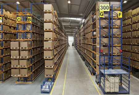 Logistics Industry: Functions of Warehousing