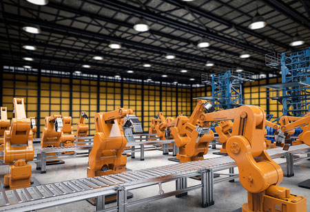 How Material Handling Systems are Automated